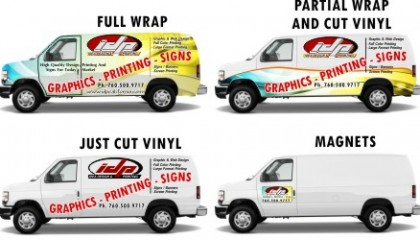 Vehicle Signs And Wraps