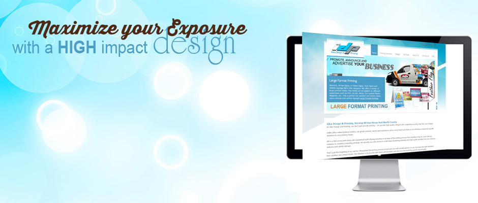 Graphic & Web Design
