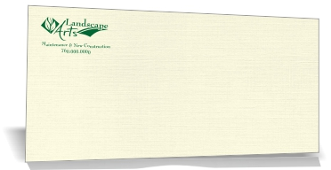 One or Two Color Envelope